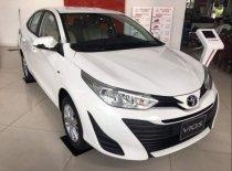 Hỗ trợ giao xe tận nhà - Khi mua Toyota Vios E 2019, màu trắng, giá 490 triệu giá 490 triệu tại Nam Định