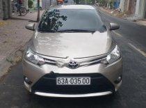 Cần bán Toyota Vios 1.5E 2015 xe gia đình giá 360 triệu tại Tiền Giang