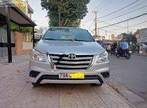 Cần bán lại xe Toyota Innova đời 2015, màu bạc, 515 triệu giá 515 triệu tại Khánh Hòa