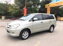 Cần bán gấp Toyota Innova 2.0G năm 2008, màu bạc, 315tr giá 315 triệu tại Hà Nội