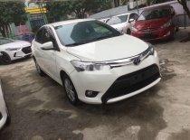 Bán Toyota Vios G sản xuất 2016, màu trắng, giá chỉ 446 triệu giá 446 triệu tại Hà Nội