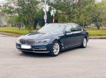 Cần bán BMW 7 Series 730Li đời 2016, màu xanh lam, xe nhập giá 2 tỷ 889 tr tại Hà Nội