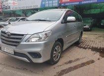 Cần bán xe Toyota Innova 2.0E năm sản xuất 2016, màu bạc giá 540 triệu tại Hà Nội