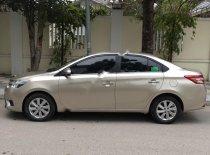 Bán Toyota Vios E MT đời 2015, màu vàng chính chủ, giá 376tr giá 376 triệu tại Hà Nội