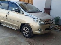 Bán ô tô Toyota Innova năm sản xuất 2008, màu vàng, nhập khẩu nguyên chiếc, 340tr giá 340 triệu tại Hà Tĩnh