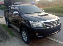 Bán xe Toyota Hilux 3.0G 4x4 MT năm 2011, màu đen, nhập khẩu nguyên chiếc chính chủ giá 425 triệu tại Điện Biên
