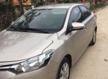Cần bán lại xe Toyota Vios năm sản xuất 2015, giá chỉ 398 triệu giá 398 triệu tại Nghệ An