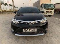 Cần bán xe Toyota Vios 1.5G sản xuất 2015, màu đen giá 450 triệu tại Bắc Giang