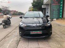 Cần bán lại xe Toyota Vios 1.5G sản xuất năm 2018, màu đen giá 510 triệu tại Ninh Bình