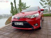 Cần bán gấp Toyota Vios G AT 2014, màu đỏ số tự động giá 430 triệu tại Thái Nguyên