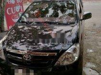 Cần bán xe Toyota Innova G năm sản xuất 2006, màu đen giá 245 triệu tại Lai Châu