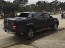 Bán ô tô Toyota Hilux 3.0G 4x4 MT 2011, màu đen, nhập khẩu giá 435 triệu tại Tuyên Quang