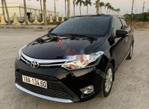 Bán Toyota Vios 1.5 G đời 2015, màu đen, giá tốt giá 450 triệu tại Bắc Giang