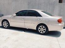 Cần bán xe Toyota Camry 3.0V đời 2005, màu hồng số tự động giá 345 triệu tại Nam Định
