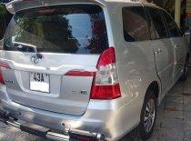 Cần bán gấp Toyota Innova E sản xuất năm 2015, màu bạc giá 445 triệu tại Đà Nẵng
