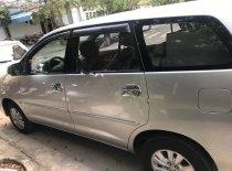 Bán Toyota Innova V 2009, màu bạc giá 370 triệu tại Đà Nẵng