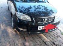 Bán Toyota Vios MT năm sản xuất 2005, xe nhập, giá chỉ 140 triệu giá 140 triệu tại Nghệ An