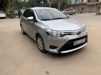 Cần bán gấp Toyota Vios sản xuất năm 2016, màu bạc chính chủ, 412 triệu giá 412 triệu tại Vĩnh Phúc