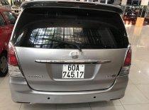 Cần bán lại xe Toyota Innova đời 2011, màu bạc xe gia đình, giá 355tr giá 355 triệu tại Bình Thuận