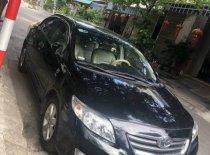 Cần bán gấp Toyota Corolla năm sản xuất 2009, màu đen, 420tr giá 420 triệu tại Đà Nẵng