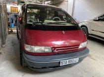Bán Toyota Previa 2.4 AT sản xuất 1995, màu đỏ, nhập khẩu   giá 218 triệu tại Tp.HCM