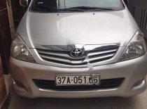 Bán Toyota Innova G đời 2012, màu bạc, giá 410tr giá 410 triệu tại Nghệ An