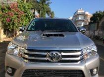 Bán xe Toyota Hilux đời 2015, màu bạc, nhập khẩu chính chủ giá 550 triệu tại Gia Lai