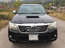Cần bán Toyota Hilux 3.0G 4x4 MT sản xuất năm 2011, màu đen, nhập khẩu  giá 424 triệu tại Quảng Ninh