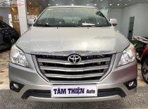 Bán Toyota Innova 2.0E sản xuất năm 2014, màu bạc, xe gia đình giá 515 triệu tại Khánh Hòa