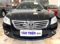 Bán xe Toyota Camry 2.4G năm 2010, màu đen giá 595 triệu tại Khánh Hòa