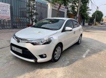 Cần bán gấp Toyota Vios G năm 2017, màu trắng  giá 478 triệu tại Tp.HCM