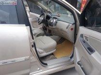 Bán Toyota Innova 2.0 E MT năm 2014, màu vàng số sàn giá 410 triệu tại Hà Nội