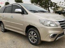 Bán xe cũ Toyota Innova 2.0E đời 2013, màu bạc giá 395 triệu tại Hải Phòng