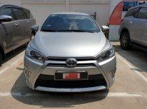 Bán ô tô Toyota Wigo G đời 2015, màu bạc, nhập khẩu chính hãng, 580tr giá 580 triệu tại Tp.HCM