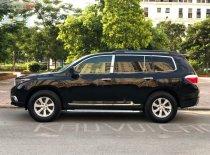 Cần bán gấp Toyota Highlander SE 2.7 đời 2011, màu đen, xe nhập chính chủ giá 995 triệu tại Hà Nội