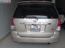 Bán xe cũ Toyota Innova 2.0 MT đời 2009, màu bạc giá 218 triệu tại Hải Phòng