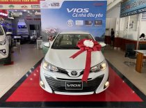 Toyota Hùng Vương - Bán xe Toyota Vios G sản xuất năm 2020, màu trắng   giá 570 triệu tại Tp.HCM