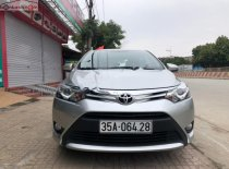 Cần bán gấp Toyota Vios 2016, màu bạc giá 469 triệu tại Ninh Bình