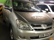 Cần bán xe Toyota Innova G đời 2008, màu bạc, nhập khẩu chính chủ giá 305 triệu tại Hà Nội