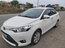 Bán Toyota Vios 1.5E năm sản xuất 2016, màu trắng, số sàn  giá 408 triệu tại Thái Nguyên