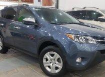 Bán ô tô Toyota RAV4 LE 2.5 FWD sản xuất năm 2013, màu xanh lam, nhập khẩu nguyên chiếc giá 1 tỷ 120 tr tại Tp.HCM