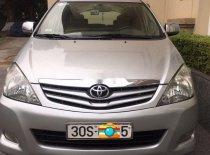 Bán Toyota Innova đời 2009, màu bạc, giá tốt giá 356 triệu tại Hà Nội