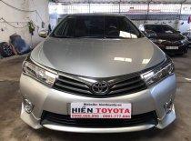 Cần bán xe Toyota Corolla 2015, màu bạc, giá 620tr giá 620 triệu tại Hà Nội