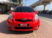 Cần bán Toyota Yaris 1.5 AT đời 2011, màu đỏ, nhập khẩu  giá 430 triệu tại Tp.HCM