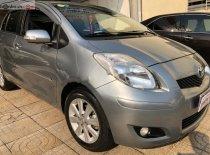Cần bán gấp Toyota Yaris 1.5AT đời 2011, màu bạc, nhập khẩu   giá 410 triệu tại Tp.HCM