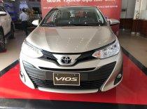 Toyota Vios E đời 2020, TẶNG MỘT NĂM BẢO HIỂM THÂN XE Giao xe ngay giá 470 triệu tại Tp.HCM