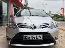 Cần bán lại xe Toyota Vios năm sản xuất 2015, màu bạc giá 390 triệu tại Quảng Bình