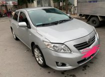 Cần bán xe Toyota Corolla đời 2009, màu bạc, nhập khẩu chính chủ, giá tốt giá 400 triệu tại Hà Nội