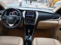 Cần bán gấp Toyota Vios 1.5G đời 2019, màu đen, 550 triệu giá 550 triệu tại Hà Nam