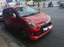 Cần bán Toyota Wigo 1.2G AT đời 2018, màu đỏ, nhập khẩu, 373 triệu giá 373 triệu tại Tp.HCM